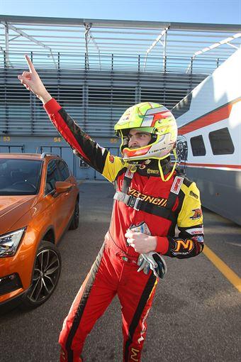 Campione dell'Anno, Seat Leon Cupra ST, Seat Motor Sport Italia, Marco Zanchetta, FORMULA REGIONAL EUROPEAN CHAMPIONSHIP