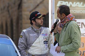 Alessandro Bettega (Peugeot 207 S2000 #19, Pintarally Motorsport), CAMPIONATO ITALIANO RALLY TERRA