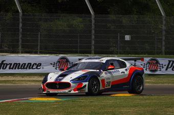 Cerqui Rodrigues (V Action Racing Team,Maserati Gran Turismo MC GT4 #210), CAMPIONATO ITALIANO GRAN TURISMO