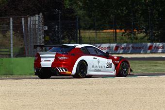 Chodzen Chodzen (SVC Sport Management,Maserati Gran Turismo MC GT4 #250), CAMPIONATO ITALIANO GRAN TURISMO