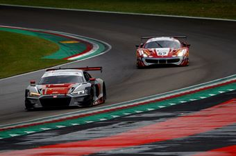 Fontana Drudi (Audi Sport Italia,Audi R8 LMS GT3 PRO #7), CAMPIONATO ITALIANO GRAN TURISMO