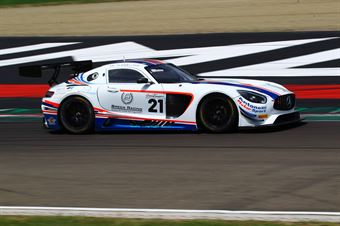 Larini Palma (Antonelli Motorsport,Mercedes AMG GT3 GT3 PRO AM #21), CAMPIONATO ITALIANO GRAN TURISMO