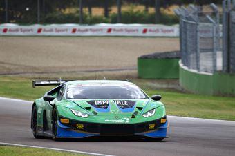 Perolini Gersekowski (Imperiale Racing,Lamborghini Huracan GT3 Evo GT3 PRO AM #19), CAMPIONATO ITALIANO GRAN TURISMO