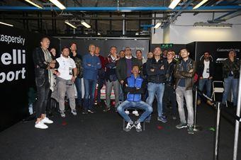 Antonelli Motorsport, CAMPIONATO ITALIANO GRAN TURISMO