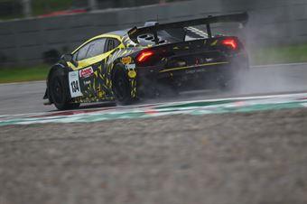 Paolino Jirik (Iron Linx srl,Ferrari 458 GT3 GT Light #134), CAMPIONATO ITALIANO GRAN TURISMO