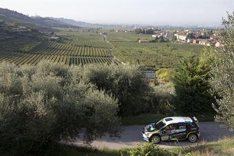 Giandomenico Basso, Lorenzo Granai (Skoda Fabia R5 #1), CAMPIONATO ITALIANO RALLY