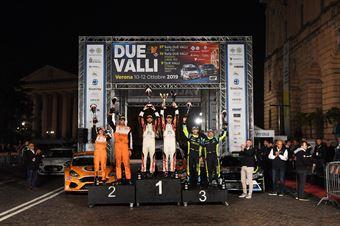 Cerimonia di Premiazione, ITALIAN RALLY CHAMPIONSHIP