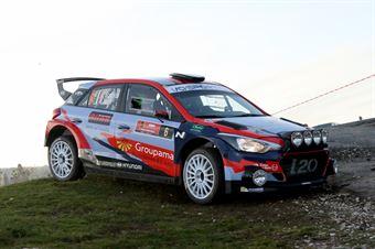 Giacomo Scattolon, Matteo Nobili (Hyundai i20 R5 #6), ITALIAN RALLY CHAMPIONSHIP