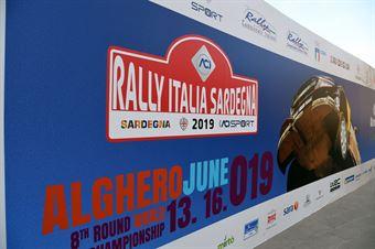 Alghero_colore_2019, CAMPIONATO ITALIANO RALLY