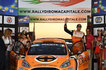Cerimonia di Premiazione, CAMPIONATO ITALIANO RALLY
