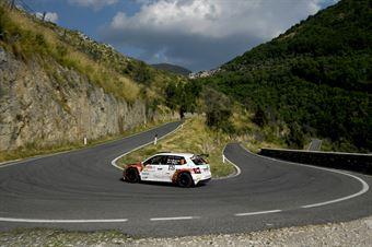 Andrea Crugnola; Pietro Ometto (Skoda Fabia R5 #16; Gass Racing), CAMPIONATO ITALIANO RALLY