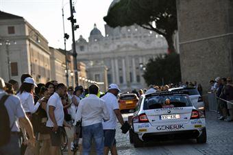 Roma Parade, CAMPIONATO ITALIANO RALLY