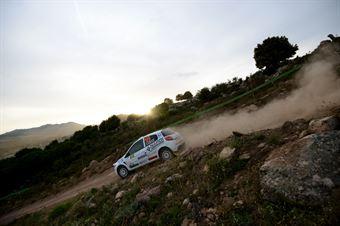 Nicol? Marchioro, Marco Marchetti (Renault Clio R3, #109) Power Car Team;, CAMPIONATO ITALIANO RALLY TERRA