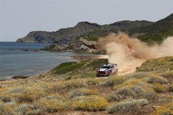Thierry Neuville, Nicolas Gilsoul (Hyundai i20 WRC #5, Hyundai Shell Mobis WRT), CAMPIONATO ITALIANO RALLY TERRA