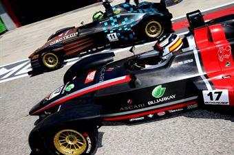 Castillo Ruiz Fidel (Ascari Driver Academy,Wolf GB08 Thunder #17), CAMPIONATO ITALIANO SPORT PROTOTIPI