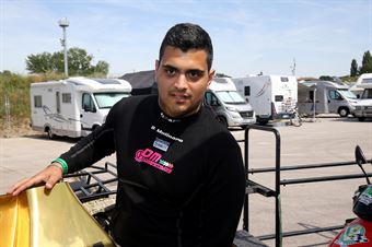Danny Molinaro (DM Competizioni,Wolf GB08 Thunder #15), CAMPIONATO ITALIANO SPORT PROTOTIPI