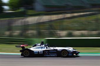 Romagnoli Faraonio (Costa Ovest Racing,Wolf GB08 Thunder #5), CAMPIONATO ITALIANO SPORT PROTOTIPI