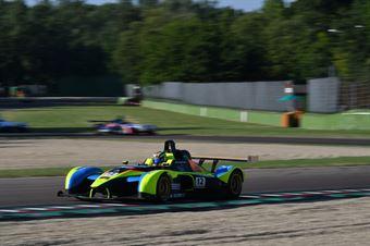 Mirko Zanardini (Bad Wolves Racing Club,Wolf GB08 Thunder #12), CAMPIONATO ITALIANO SPORT PROTOTIPI
