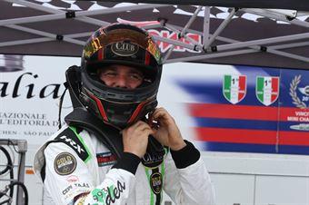 Fabrizio Armetta (Wolf GB08 Thunder #31), CAMPIONATO ITALIANO SPORT PROTOTIPI