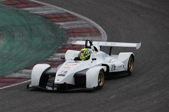 Stefano Attianese (Ascari Driver Academy,Wolf GB08 Thunder #79) , CAMPIONATO ITALIANO SPORT PROTOTIPI
