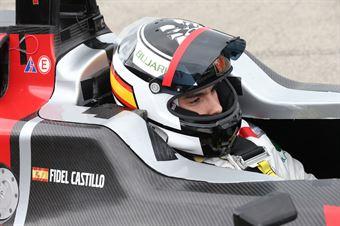 Castillo Fidel Jr. (Ascari Driver Academy,Wolf GB08 Thunder #17), CAMPIONATO ITALIANO SPORT PROTOTIPI