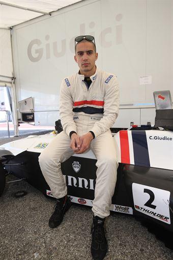 Claudio Giudice (Scuderia Giudici,Wolf GB08 Thunder #2), CAMPIONATO ITALIANO SPORT PROTOTIPI
