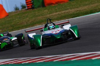 Konstantin Gougkev (Ascari Driver Academy,Wolf GB08 Thunder #7), CAMPIONATO ITALIANO SPORT PROTOTIPI