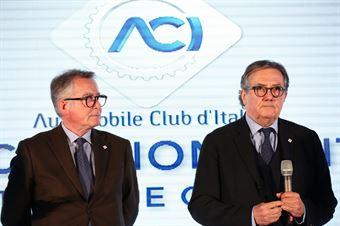Vito Sacco, Gian Carlo Minardi, CAMPIONATO ITALIANO SPORT PROTOTIPI