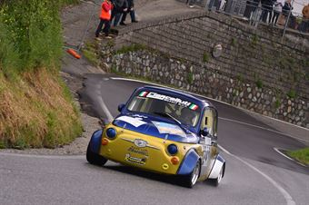 Procopio Domenico (Kronoracing,Fiat 500 #241), CAMPIONATO ITALIANO VELOCITÀ MONTAGNA