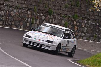 Ruffolo Giuseppe (Cosenza Corse, Honda Civic Eg6 #204), CAMPIONATO ITALIANO VELOCITÀ MONTAGNA