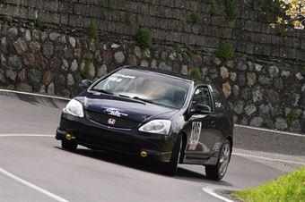 Cicalese Francesco Paolo(Honda Civic Type R #186), CAMPIONATO ITALIANO VELOCITÀ MONTAGNA