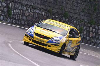 Perillo Francesco (Fasano Corse Asd, Honda Civic Type R #147), CAMPIONATO ITALIANO VELOCITÀ MONTAGNA