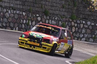 Micoli Vitantonio (Renault 5 Gt, Apulia Corse #75), CAMPIONATO ITALIANO VELOCITÀ MONTAGNA