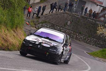 Gianluca Rodino ( New Generation Racing, Renault Clio #122), CAMPIONATO ITALIANO VELOCITÀ MONTAGNA