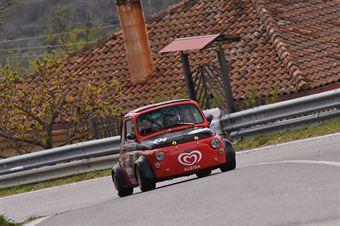 Antonio Ferragina (New Generation Racing, Fiat 500 #239), CAMPIONATO ITALIANO VELOCITÀ MONTAGNA