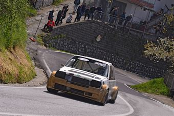 Rotella Domenico (Renault 5 Gt Turbo, New Generation Racing #73), CAMPIONATO ITALIANO VELOCITÀ MONTAGNA