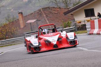 Bonforte Agostino (Osella Pa 2000, Scuderia Catania Corse #16), CAMPIONATO ITALIANO VELOCITÀ MONTAGNA