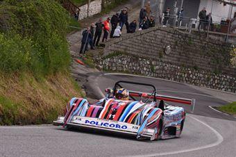 Antonio Lavieri ( Osella PA20 S BMW #11), CAMPIONATO ITALIANO VELOCITÀ MONTAGNA