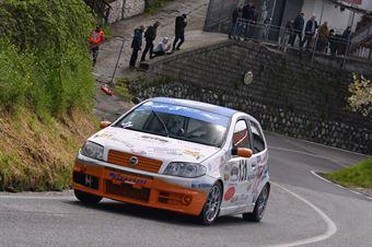 Ivan Viteritti (Fiat Punto #131), CAMPIONATO ITALIANO VELOCITÀ MONTAGNA