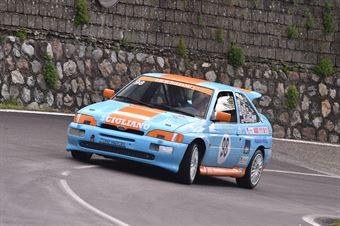 Scigliano Carlo (Ford Escort CSW #98), CAMPIONATO ITALIANO VELOCITÀ MONTAGNA