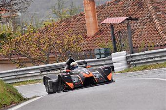 Orazio Maccarone (Scuderia Giarre Corse, Gloria C7P #5), CAMPIONATO ITALIANO VELOCITÀ MONTAGNA