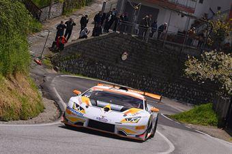 Rosario Parrino (Lamborghini Huracan #55), CAMPIONATO ITALIANO VELOCITÀ MONTAGNA