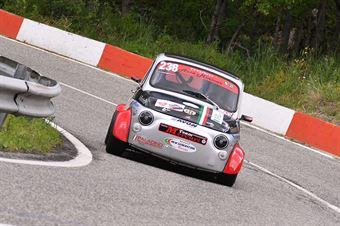 Mercuri Angelo Alessandro (New Generation racing, Fiat 500 #238), CAMPIONATO ITALIANO VELOCITÀ MONTAGNA