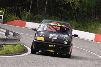 Verta Ottaviano(Kronoracing, Fiat Cinquecento #171), CAMPIONATO ITALIANO VELOCITÀ MONTAGNA