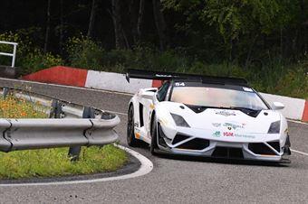 Cannavò Ignazio (One Racing Team, Lamborghini Gallardo #54), CAMPIONATO ITALIANO VELOCITÀ MONTAGNA