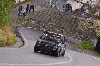 Colabello Francesco(Sc. Driving Experience, Fiat 126 #272), CAMPIONATO ITALIANO VELOCITÀ MONTAGNA