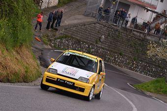 Mario Perri ( New Generation Racing, Fiat Cianquecento #235), CAMPIONATO ITALIANO VELOCITÀ MONTAGNA