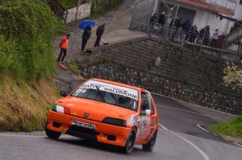 Gatto Valerio (Peugeot 106 Rally, New Generation Racing #219), CAMPIONATO ITALIANO VELOCITÀ MONTAGNA