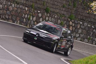 Marino Alessandro (Kronoracing, Peugeot 106 #202), CAMPIONATO ITALIANO VELOCITÀ MONTAGNA