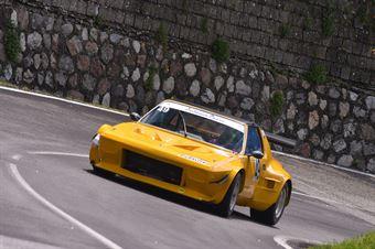 Antonio Paone (New Generation Racing, Fiat x1/9 #49), CAMPIONATO ITALIANO VELOCITÀ MONTAGNA